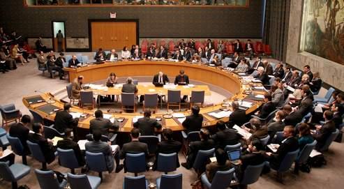 Le Conseil de Sécurité...